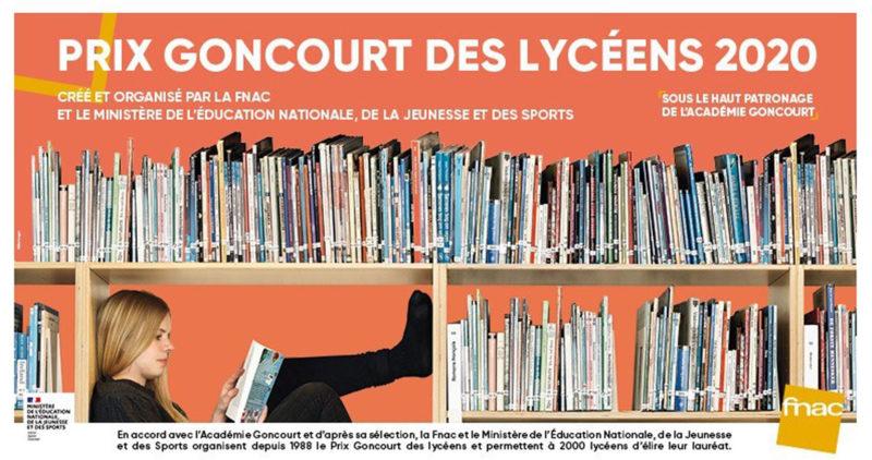 Le Goncourt des Lycéens 2020 : une expérience littéraire unique !